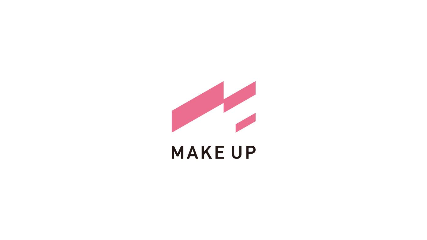 株式会社メイクアップ  CI,ロゴ