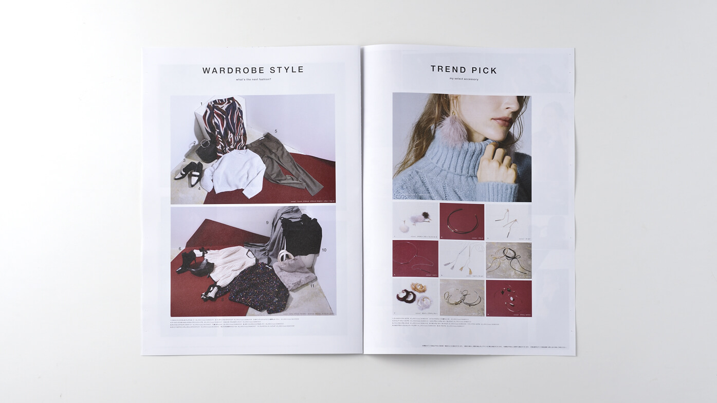 titivate WINTER 02 LOOK BOOK