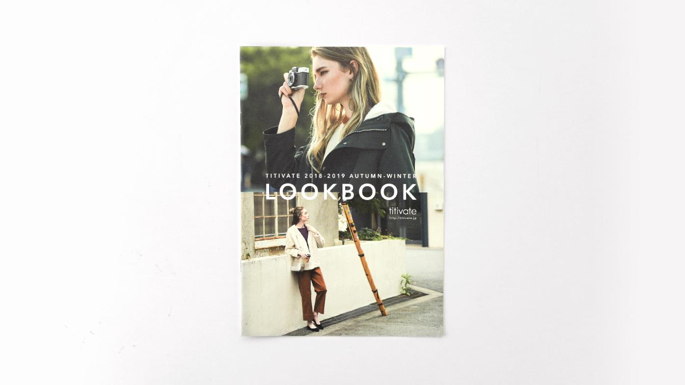 titivate WINTER 03 – AUTUMN 04 LOOK BOOK