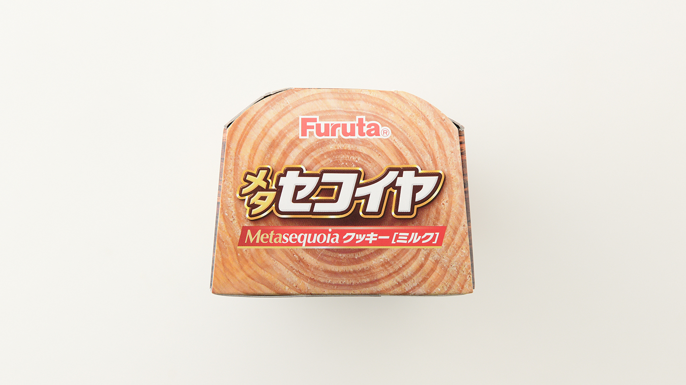 フルタ製菓株式会社 メタセコイヤクッキー