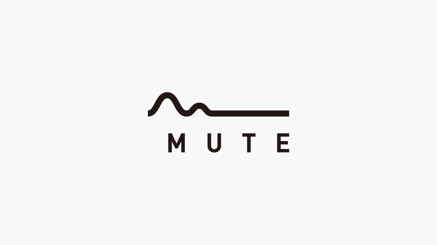 MUTE CI,ロゴ